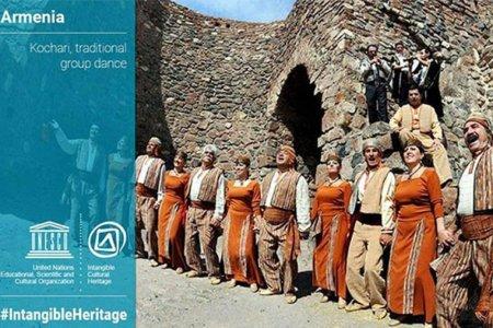 ՅՈՒՆԵՍԿՕ-ն  ընդունե՞լ  է քոչարին որպես ադրբեջանական պար