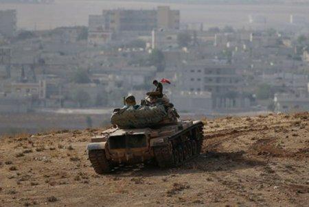 Թուրքիան պատրաստվում է առաջիկա օրերին Սիրիայում նոր ռազմական գործողություններ իրականացնել
