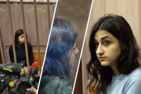 Դատարանը երկարաձգել է Խաչատուրյան քույրերից երկուսի խափանման միջոցը