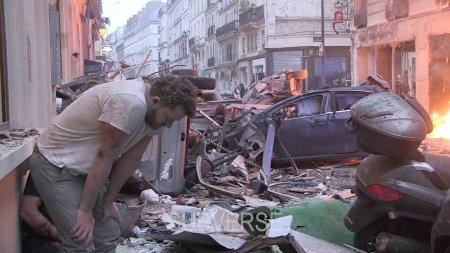 Նոր մանրամասներ՝ Փարիզում տեղի ունեցած հզոր պայթյունից. տեսանյութ