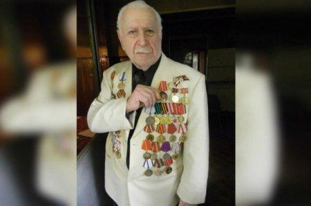 Թբիլիսիում ծեծել և կողոպտել են պատերազմի 93-ամյա վետերան Սերգո Միրզոյանին