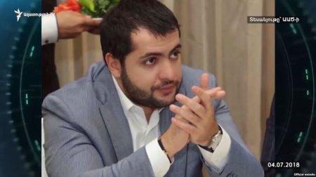 Սերժ Սարգսյանի եղբորորդին՝ Նարեկ  Սարգսյանը Պրահայում շարունակում է պահվել արգելանքի տակ
