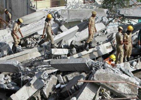 Երևանում նորակառույց շենք է փլուզվել. Կան վիրավորներ