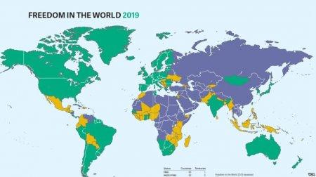 Հայաստանն արձանագրել է անսպասելի առաջընթաց.Հատուկ ուշադրություն` Հայաստանին հաջորդ տարում.Freedom House