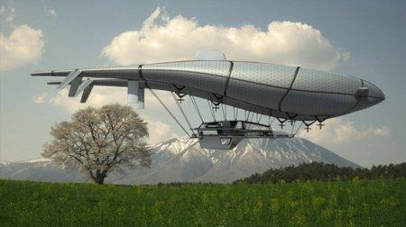 Բրիտանացի ճարտարապետներն առաջարկում են թռչող տներ կառուցել