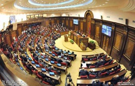 82 կողմ, 37 դեմ. Կառավարության ծրագիրն ԱԺ-ում ընդունվեց
