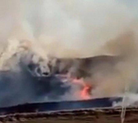 Տեսանյութ. Ադրբեջանական 2 դիրք իր ողջ երկայնքով կրակի տակ է հայտնվել․մանրամասներ