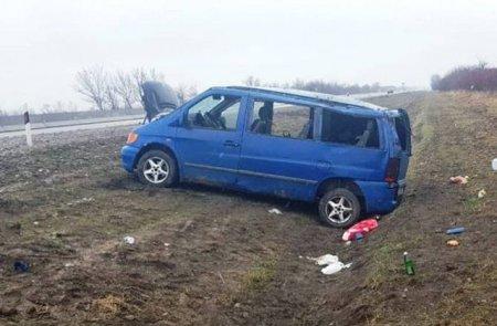 Հայաստանից մեկնած միկրոավտոբուսը վթարի է ենթարկվել Ստավրոպոլի երկրամասում.բոլոր տուժածները Հայաստանի քաղաքացիներ են