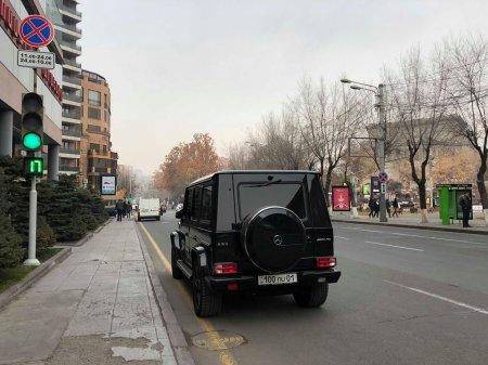 Որտե՞ղ պետք  է կայանել մեքենան. Ոստիկանությունը հանդես է եկել զգուշացումով