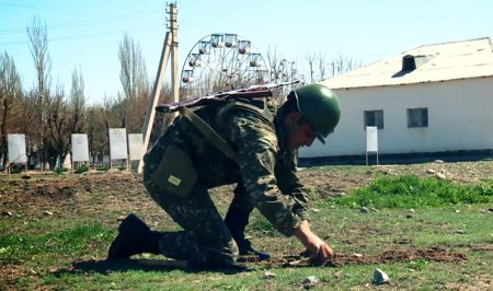 Սիրիայում ականի պայթյունից վիրավորված հայ սակրավորի ոտնաթաթն ամպուտացվել է