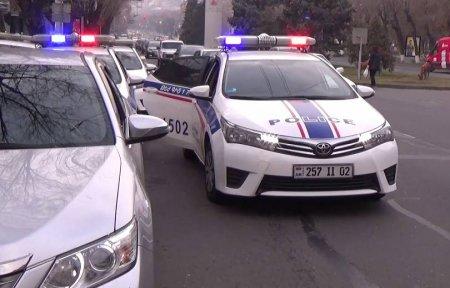 Տեսանյութ. Ուժեղացված ծառայություն. Կանանց բոլոր մեքենաները կանգեցվել են