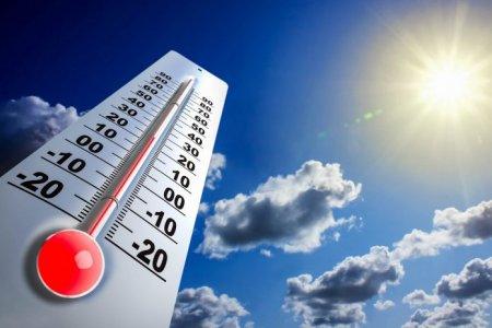 Օդի ջերմաստիճանը  աստիճանաբար կբարձրանա 6-7 աստիճանով