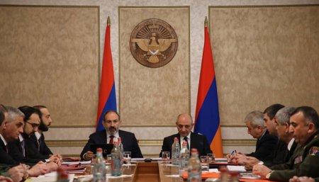 Ի՞նչ է քննարկվել Հայաստանի և Արցախի Անվտանգության խորհուրդների համատեղ նիստում
