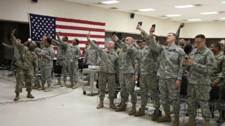 ԱՄՆ բանակում  արգելք կսահմանվի տրանսգենդերների մեծամասնության ծառայության համար