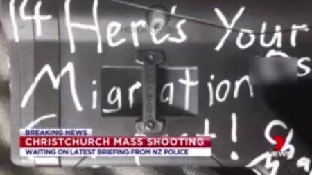 Տեսանյութ. Նոր Զելանդիայում մասսայական սպանդի ժամանակ զենքերի վրա եղել է նաև  հայերեն գրություն
