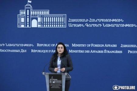 Աննա Նաղդալյանը՝ Ադրբեջանի կողմից զորավարժություններ անցկացնելու մասին.Թող ոչ ոք դրանում չկասկածի