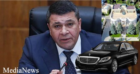 Վլադիմիր Գասպարյանի առանձնատները, մեքենաները և հաշիվները կալանքի տակ են. նրա դեմ դատական գործ է սկսվել