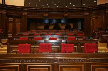 ԱԺ արտահերթ նիստը տապալվեց. «Իմ քայլը» խմբակցության պատգամավորները չեն ներկայացել