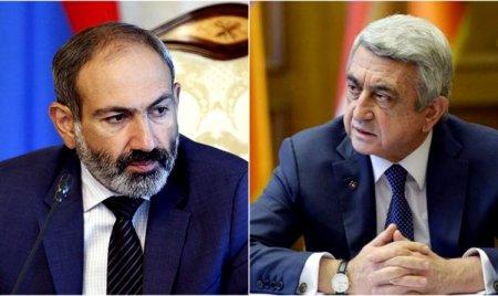 Որևէ հեռախոսազրույց Ս. Սարգսյանի և Ն. Փաշինյանի միջև տեղի չի ունեցել