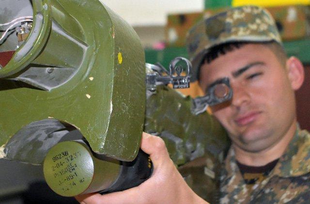 4-րդ զորամիավորումում անցկացվում են հրամանատարական հավաքներ