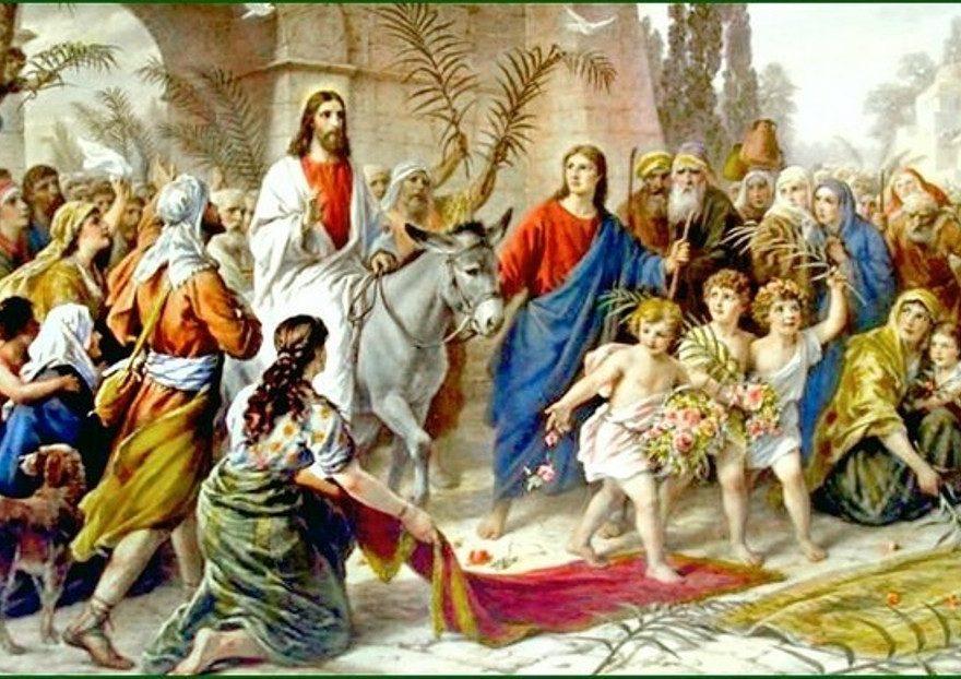 Այսօր Ծաղկազարդ է՝ Տեր Հիսուս Քրիստոսի հաղթական մուտքը Երուսաղեմ
