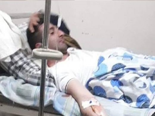 Տեսանյութ.Կադրեր՝ վախից թմրանյութ կուլ տալուց հետո մահացած Էդգարի վերջին ժամերից