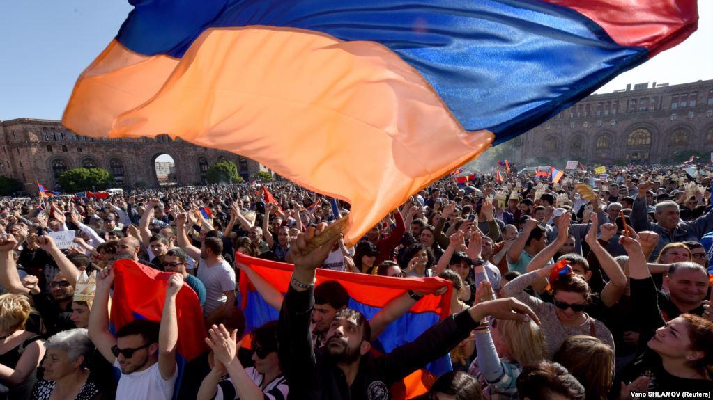 «Թավշյա հեղափոխության»դրական  կողմերը հայ հասարակության համար հայ եւ ռուս հոգեբանների տեսակետից