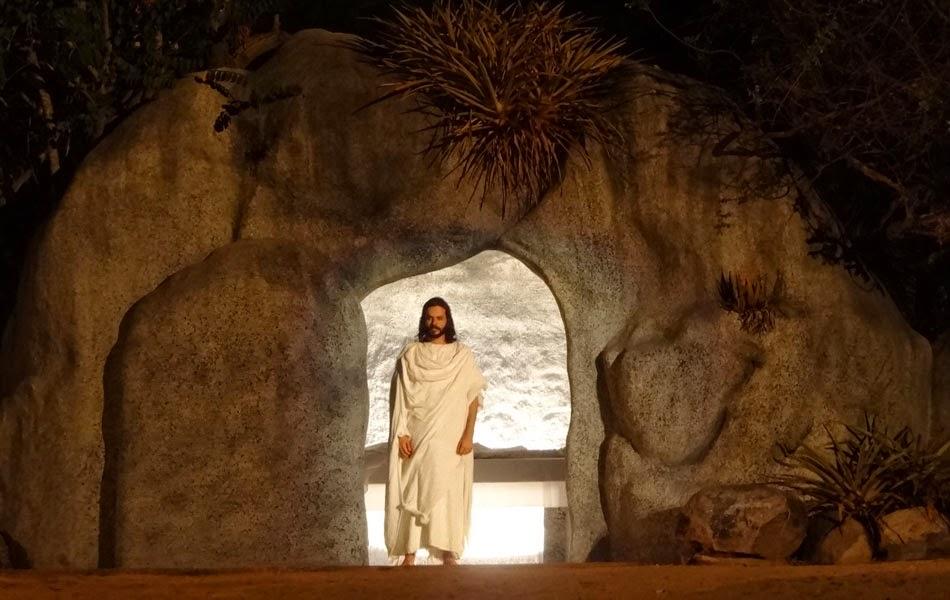 Քրիստոս հարյավ ի մեռելոց. Օրհնյալ է հարությունը Քրիստոսի