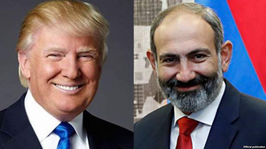 Բազմաթիվ տարբերություններից անկախ, որոշակի նմանություններ, այնուամենայնիվ, կան Թրամփի և  Փաշինյանի մոտ. The Armenite