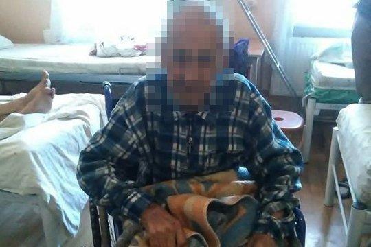 «Ես բոմժ չեմ».Կոտրվածքներով դուրս գրված 81-ամյա պապիկը մահացել է հիվանդանոցի պատի տակ