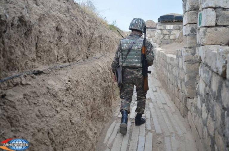 Տավուշում հակառակորդի կրակոցից զինծառայող է վիրավորվել, նա ուղղաթիռով կտեղափոխվի Երևան