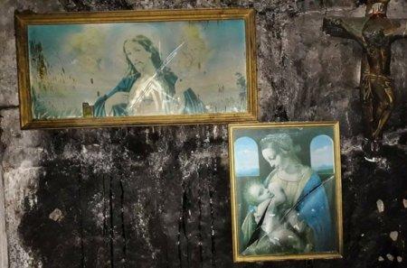 Անհայտ անձինք կոտրել են Ախալքալաքի Ճգնավորի վանքի սրբապատկերները, խաչերը, քանդակները