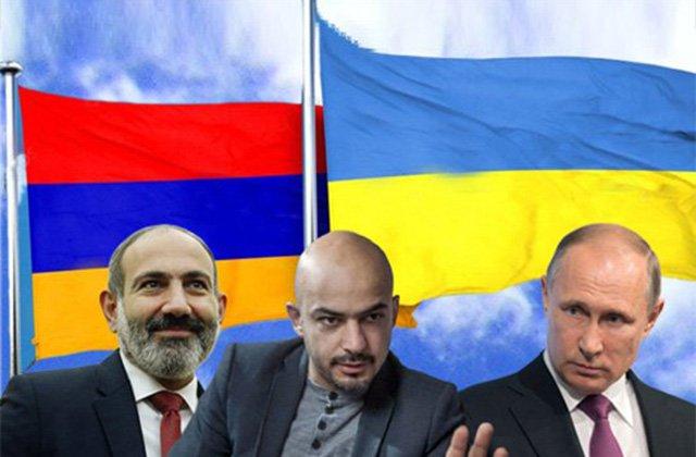 Հայաստանի հեղափոխությունը շատ է սիրում Ռուսաստանին.Ինչպես երևում է՝ մենք սխալ ենք հասկացել վարչապետին. «Ժամանակ»