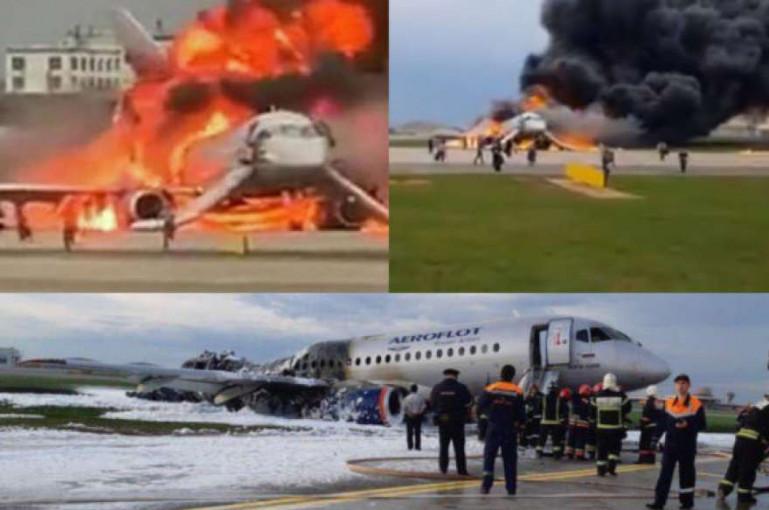 Շերեմետևո օդանավակայանում տեղի ունեցած ավիավթարի պատճառները. մանրամասներ