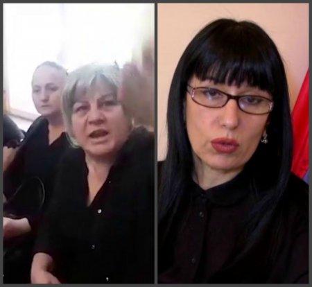 Տեսանյութ.Ինքն ո՞վ եղավ, որ մեզ չընդունի, մենակ ամպագոռգոռ հայտարություններ է անում. սևազգեստ մայրեր