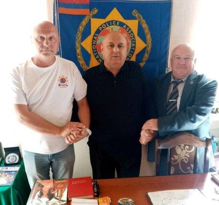 Կնքվեց հուշագիր՝ ոստիկանության վետերանների և ընտանիքների անդամների բուժումը և հանգիստը անցկացնելու Ղրիմում