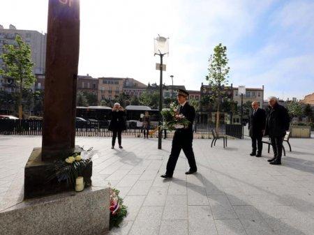 Տեսանյութ. Ֆրանսիայում տեղի ունեցան միջոցառումներ նվիրված Հայոց ցեղասպանության զոհերի հիշատակին