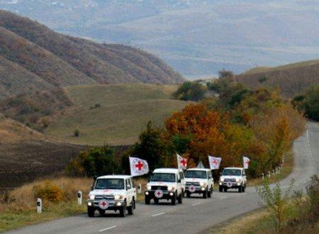 Հայկական կողմին է փոխանցվել տարեց անձի մարմին, որը մահացել է ադրբեջանական գերության մեջ