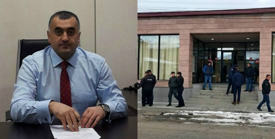 Ով է Վրաստանի խորհրդարանի հայ պատգամավորի կահույքի սրահը թալանած անձը